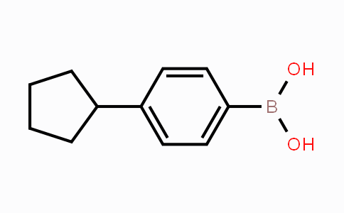 945837-57-0 | 4-Cyclopentylphenylboronic acid