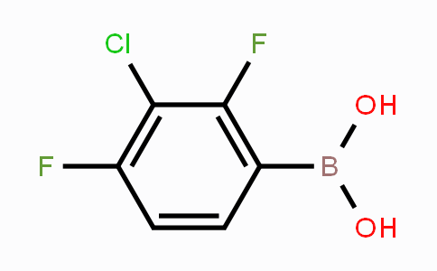 MC454112 | 1310384-18-9 | 3-Chloro-2,4-difluorophenylboronic acid