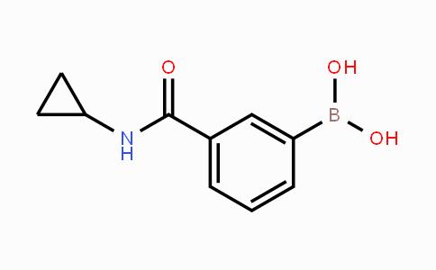 MC454113 | 850567-23-6 | 3-(Cyclopropylaminocarbonyl)phenylboronic acid