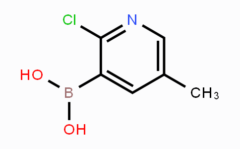 913835-86-6 | 2-Chloro-5-methylpyridine-3-boronic acid