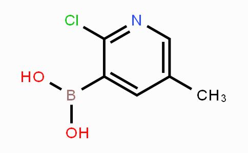 MC454115 | 913835-86-6 | 2-Chloro-5-methylpyridine-3-boronic acid