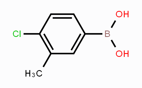 MC454119 | 161950-10-3 | 4-Chloro-3-methylphenylboronic acid