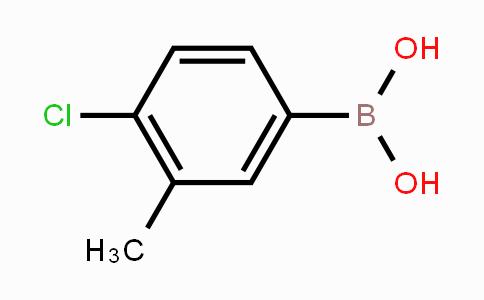 161950-10-3 | 4-Chloro-3-methylphenylboronic acid