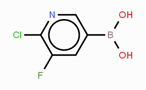 1072946-66-7   2-氯-3-氟吡啶-5-硼酸