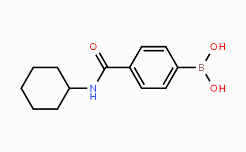 MC454127 | 762262-07-7 | 4-(Cyclohexylaminocarbonyl)phenylboronic acid