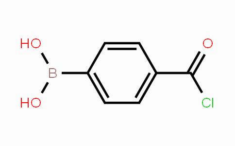 332154-57-1 | 4-Chlorocarbonylphenylboronic boronic acid