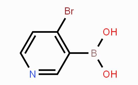 1256355-39-1 | 4-Bromopyridine-3-boronic acid