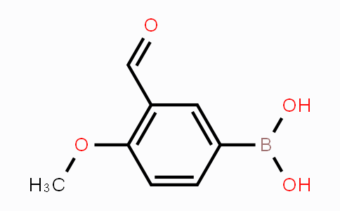 121124-97-8 | 3-Formyl-4-methoxyphenylboronic acid