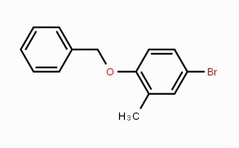 338454-32-3 | 1-Benzyloxy-4-bromo-2-methylbenzene