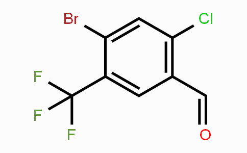 1414870-64-6 | 4-Bromo-2-chloro-5-(trifluoromethyl)benzaldehyde