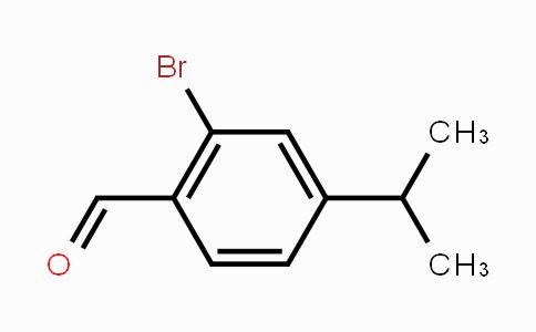 861897-63-4   2-Bromo-4-isopropylbenzaldehyde
