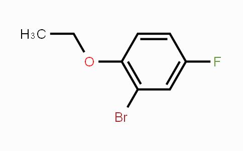 326-69-2 | 2-Bromo-4-fluorophenyl ethyl ether