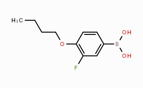 156487-13-7 | 4-Butoxy-3-fluorophenylboronic acid