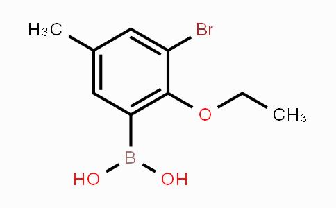 MC454156 | 870718-00-6 | 3-Bromo-2-ethoxy-5-methylphenylboronic acid