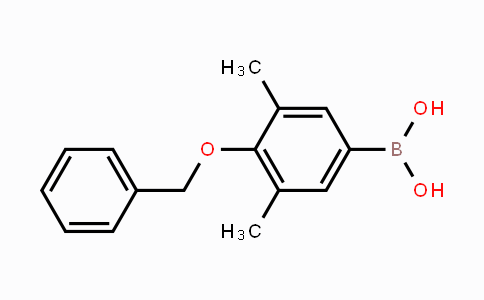 333788-94-6 | 4-Benzyloxy-3,5-dimethylphenylboronic acid