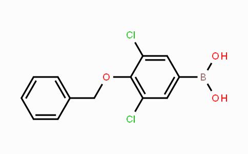 1003298-85-8 | 4-Benzyloxy-3,5-dichlorophenylboronic acid