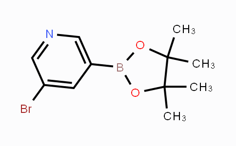 452972-13-3 | 3-Bromopyridine-5-boronic acid pinacol ester