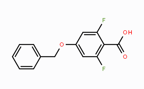 MC454169 | 335140-79-9 | 4-Benzyloxy-2,6-difluorobenzoic acid