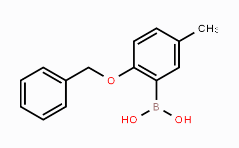 MC454171 | 127972-17-2 | 2-Benzyloxy-5-methylphenylboronic acid