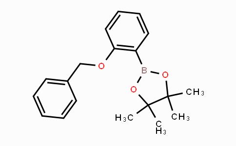 1027757-13-6 | 2-Benzyloxyphenylboronic acid pinacol ester