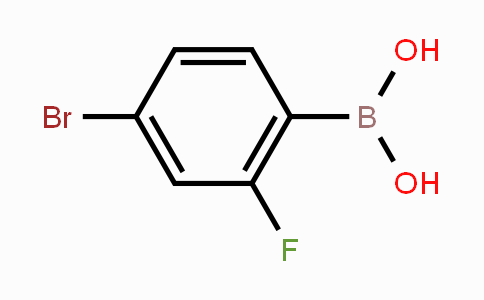 216393-64-5 | 4-Bromo-2-fluorophenylboronic acid
