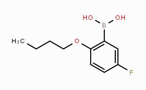 480438-62-8 | 2-Butoxy-5-fluorophenylboronic acid