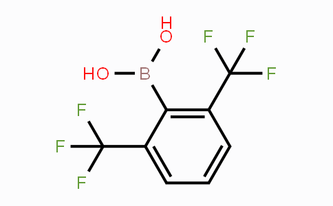 MC454185 | 681812-07-7 | 2,6-Bis(trifluoromethyl)phenylboronic acid