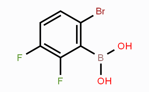 870718-10-8 | 2-Bromo-5,6-difluorophenylboronic acid