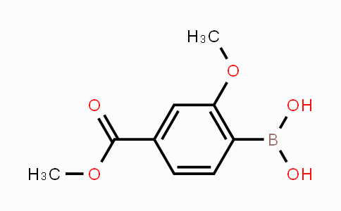 849758-14-1 | 2-Methoxy-4-(methoxycarbonyl)phenylboronic acid