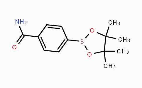179117-44-3 | 4-(Aminocarbonyl)phenylboronic acid pinacol ester