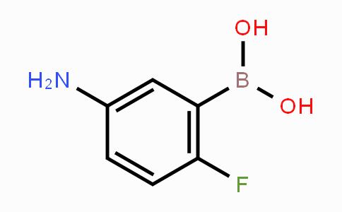 873566-74-6 | 5-Amino-2-fluorophenylboronic acid