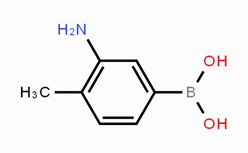 22237-12-3 | 3-Amino-4-methylphenylboronic acid