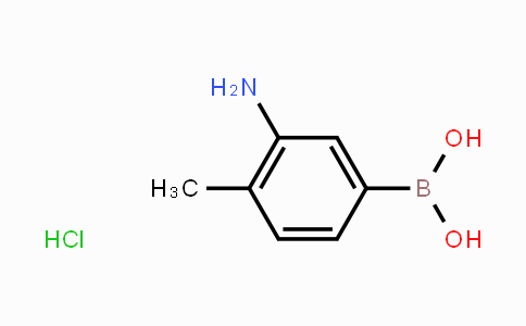 352525-95-2 | 3-Amino-4-methylphenylboronic acid hydrochloride