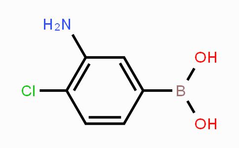 MC454201 | 850689-36-0 | 3-Amino-4-chlorophenylboronic acid