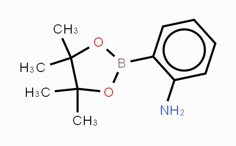 191171-55-8 | 2-Aminophenylboronic acid, pinacol ester