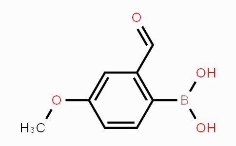 MC454208 | 139962-95-1 | 2-Formyl-4-methoxyphenylboronic acid