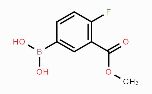 874219-35-9 | 4-Fluoro-3-methoxycarbonylphenylboronic acid