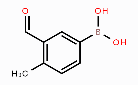 MC454210 | 1106869-99-1 | 3-Formyl-4-methylphenylboronic acid