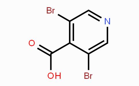 13958-91-3 | 3,5-Dibromopyridine-4-carboxylic acid