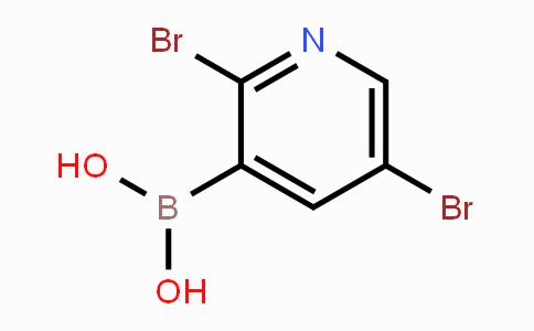 MC454215 | 852228-14-9 | 2,5-Dibromopyridine-3-boronic acid