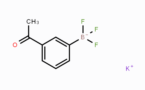 MC454221 | 854906-74-4 | Potassium (3-acetylphenyl)trifluoroborate