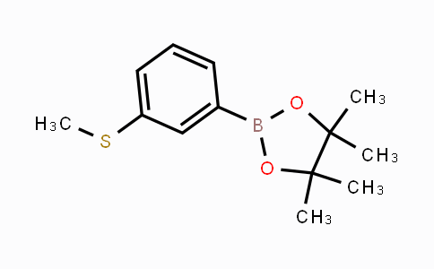 710348-63-3 | 3-Methylthiophenylboronic acid pinacol ester