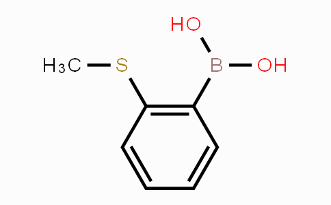 168618-42-6 | 2-(Methylthio)phenylboronic acid