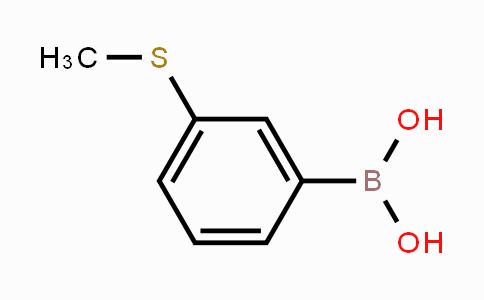 MC454226 | 128312-11-8 | 3-(Methylthio)phenylboronic acid