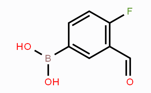 MC454234 | 374538-01-9 | 4-Fluoro-3-formylphenylboronic acid