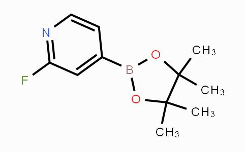 MC454235   458532-86-0   2-Fluoropyridine-4-boronic acid pinacol ester