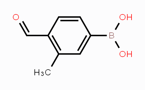 398151-59-2 | 4-Formyl-3-methylphenylboronic acid
