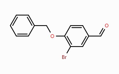 69455-12-5 | 4-Benzyloxy-3-bromobenzaldehyde