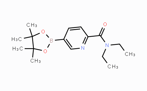 MC454242 | 911227-46-8 | 5-(4,4,5,5-Tetramethyl-[1,3,2]dioxaborolan-2-yl)-pyridine-2-carboxylic acid diethylamide