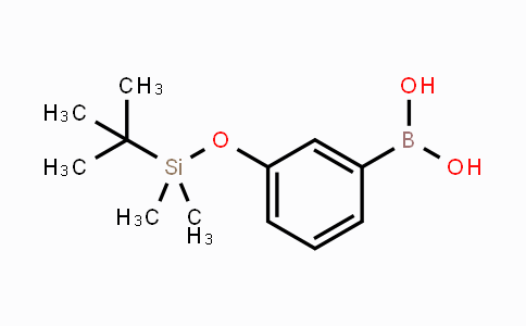 MC454243 | 261621-12-9 | 3-(tert-Butyl dimethylsiloxy)phenyl boronic acid